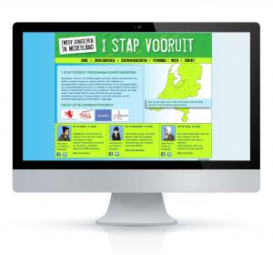 <span>Website: 1 stap vooruit</span><i>→</i>