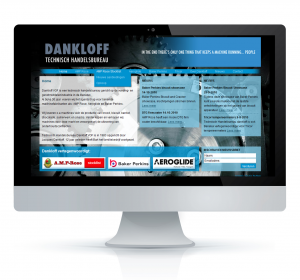<span>Website: Dankloff</span><i>→</i>